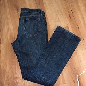 Banana republic modern boot cut jeans